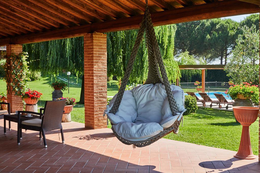 Agriturismo con piscina riscaldata esterna a Castiglione del Lago