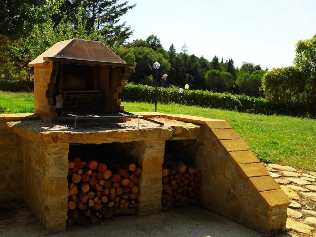 Agriturismo nel bosco di Assisi