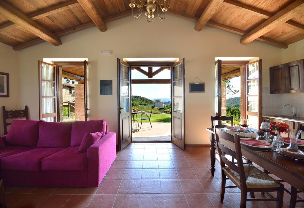 Appartamenti con spazio privato esterno in Umbria