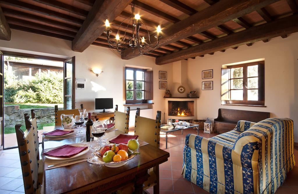 Appartamenti vacanza in Castello a Gualdo Cattaneo