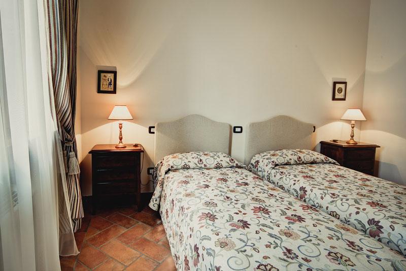 Appartamento vacanza con 2 camere per famiglie numerose in Umbria