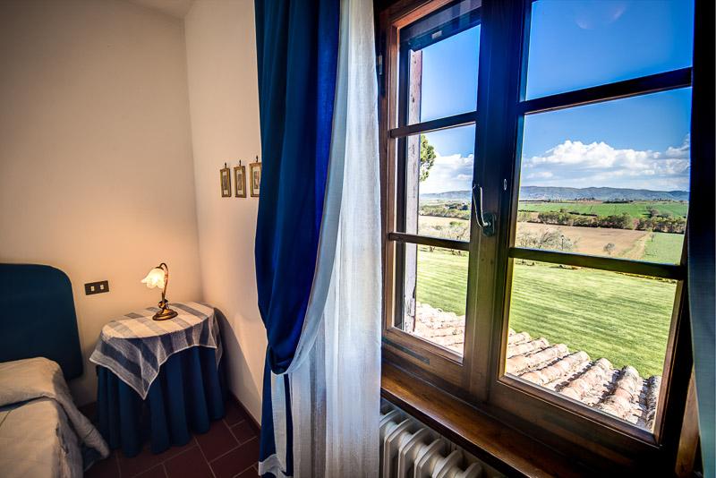 Camera con piscina e fattoria didattica al Lago Trasimeno