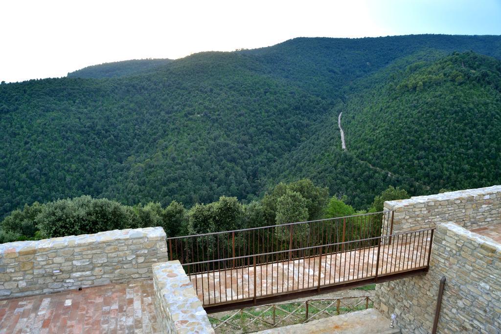 Castello per vacanze con bambini, vista panoramica