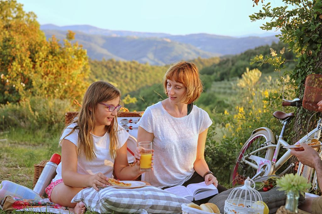 Hotel di lusso adatti alle famiglie in Umbria