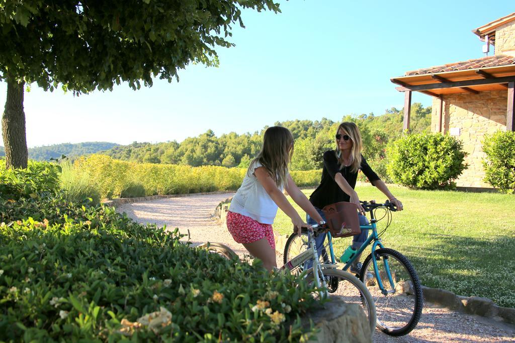 Vacanze nella verde Umbria in Castello a Gualdo Cattaneo