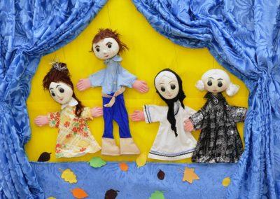 Teatro per bambini in Umbria