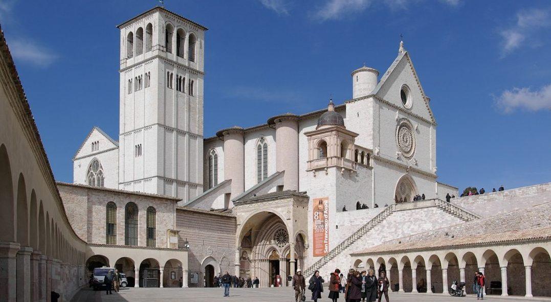 Ad Assisi con i bambini il 4 OTTOBRE giorno di San Francesco