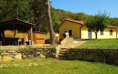 CAPODANNO in Villa con salone ad Assisi per 21 persone