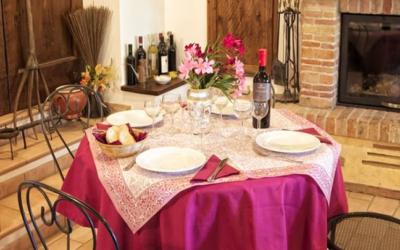 Halloween in Umbria con bambini in Agriturismo con Ristorante e Appartamenti