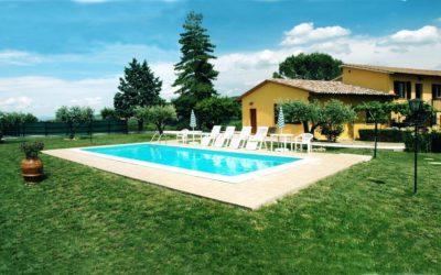 Offerta OGNISSANTI in appartamenti vacanza per famiglie a Deruta, Umbria