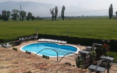 OGNISSANTI offerta vacanze con bambini in appartamento ad Assisi