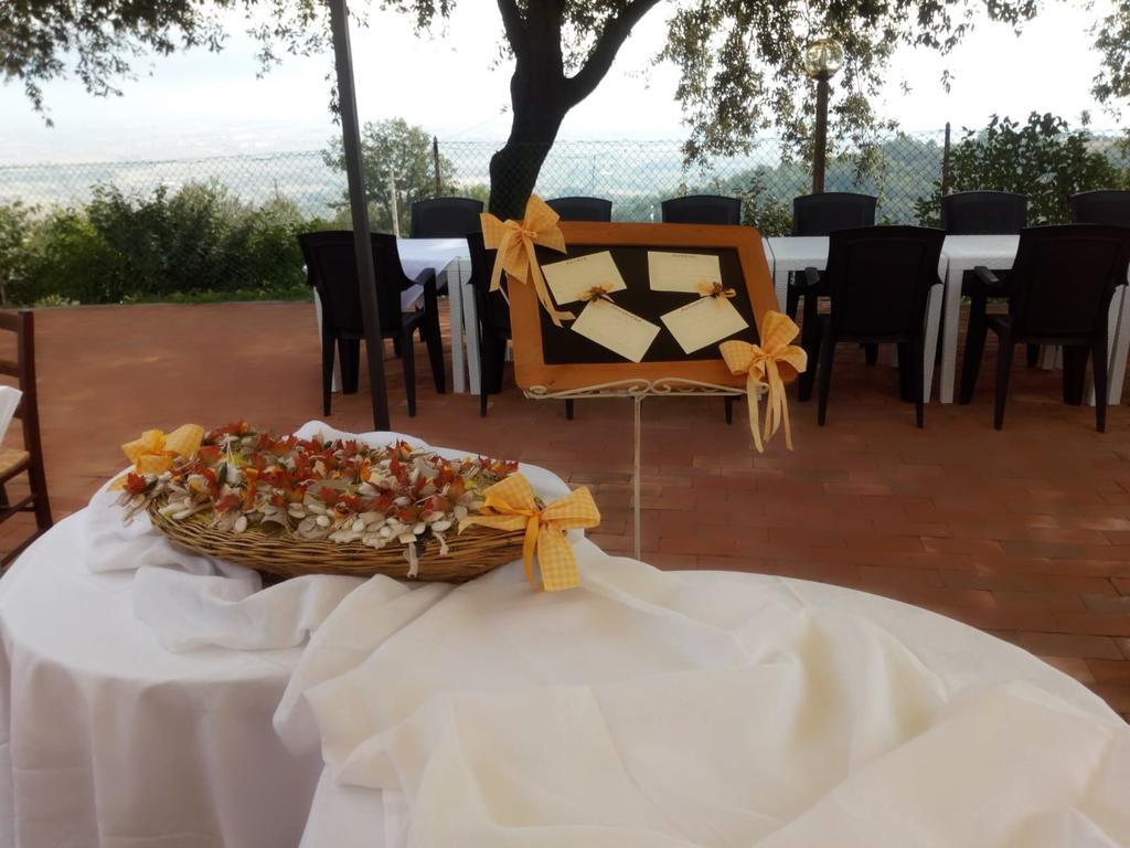 Agriturismo per eventi e cerimonie con vista panoramica su Assisi
