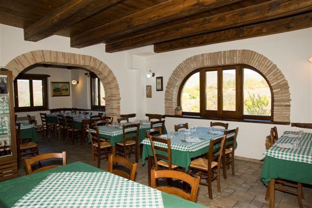 Agriturismo per famiglie con ristorante tipico in Valnerina