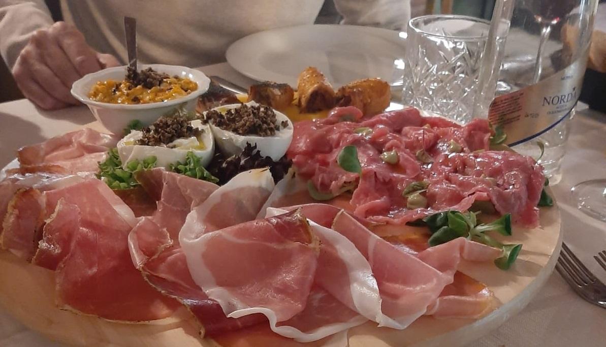 Agriturismo piatti tipici umbri a Spoleto