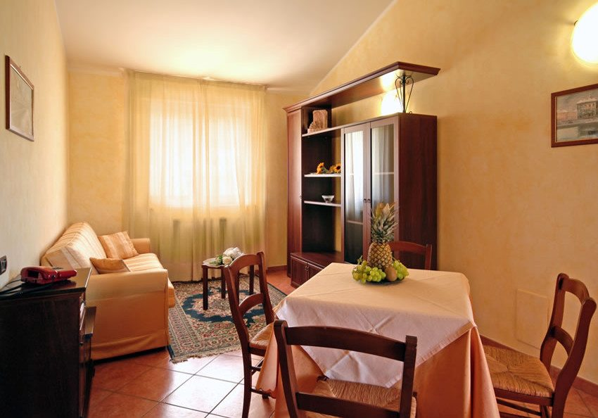 Appartamenti con 3 camere alle Cascate delle Marmore