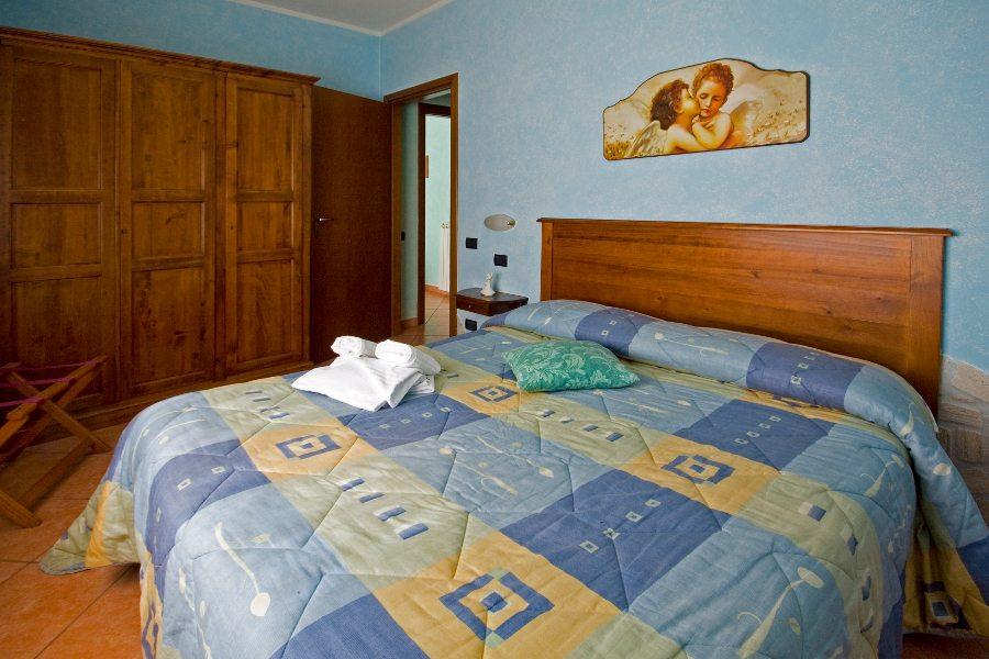 Appartamenti per famiglie in Casa vacanze con piscina e ristorante in Valnerina