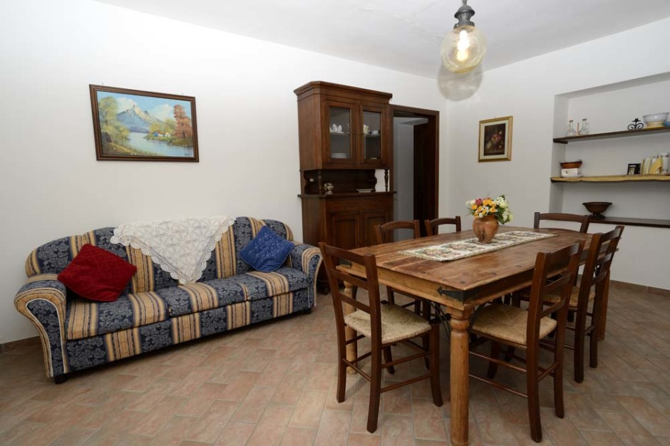 Appartamenti vacanza per famiglie numerose o allargate in Umbria