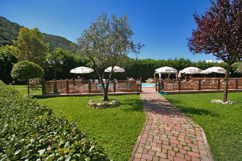 Appartamento vacanza con piscina vicino alle Marmore