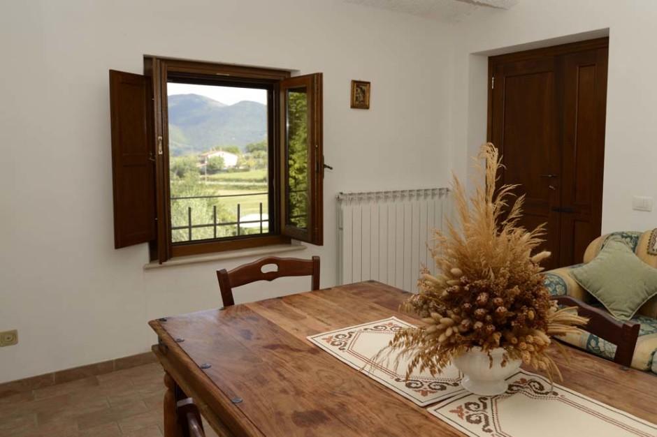 Bilocali e trilocali per vacanze con bambini in Umbria