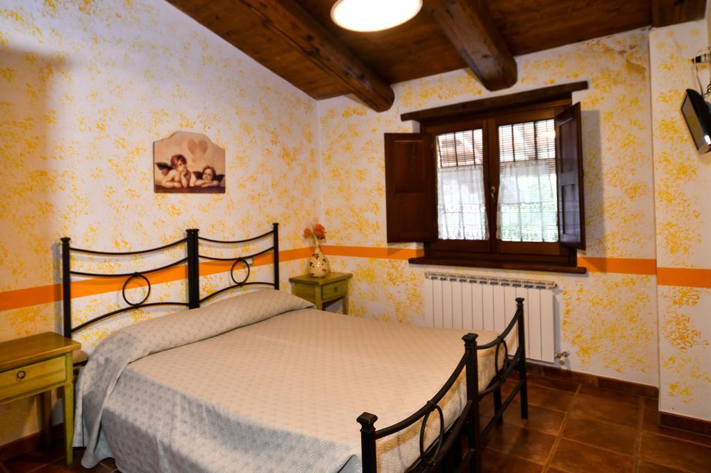 Camere per famiglie con bambini a Cascia