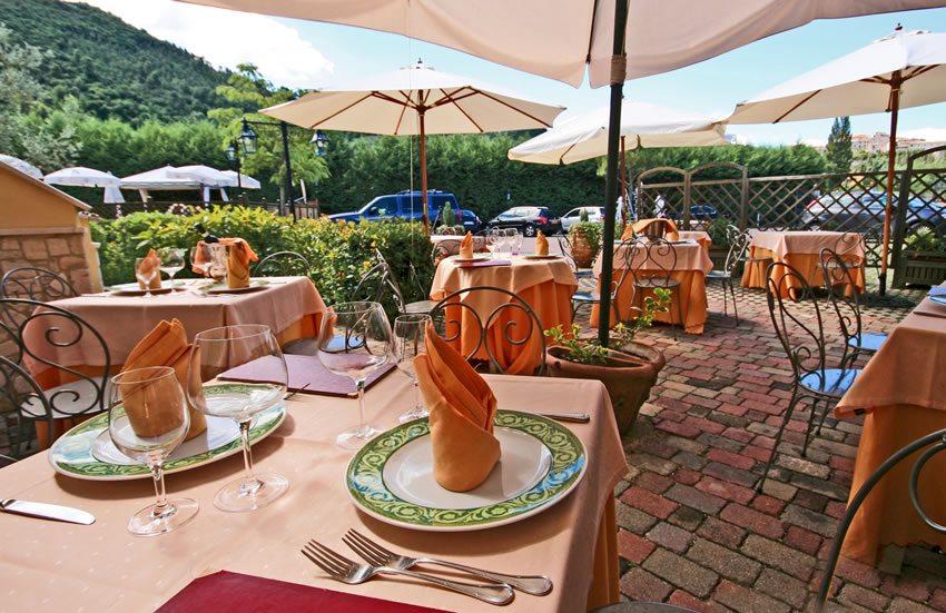 Casa vacanza con ristorante alle Cascate delle Marmore