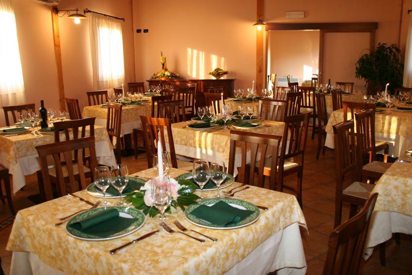 Casa vacanze con ristorante prodotti del territorio in Valnerina