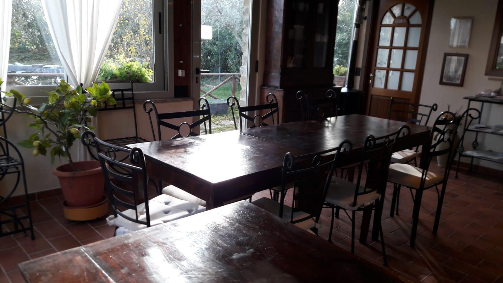 Casa vacanze con salone ad Assisi