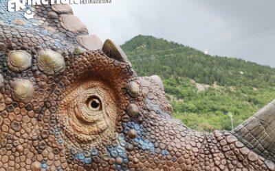 EXTINCTION Dinosauri a Gubbio, Umbria