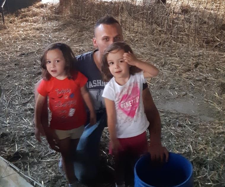 Dormire in fattoria di animali con bambini in Umbria