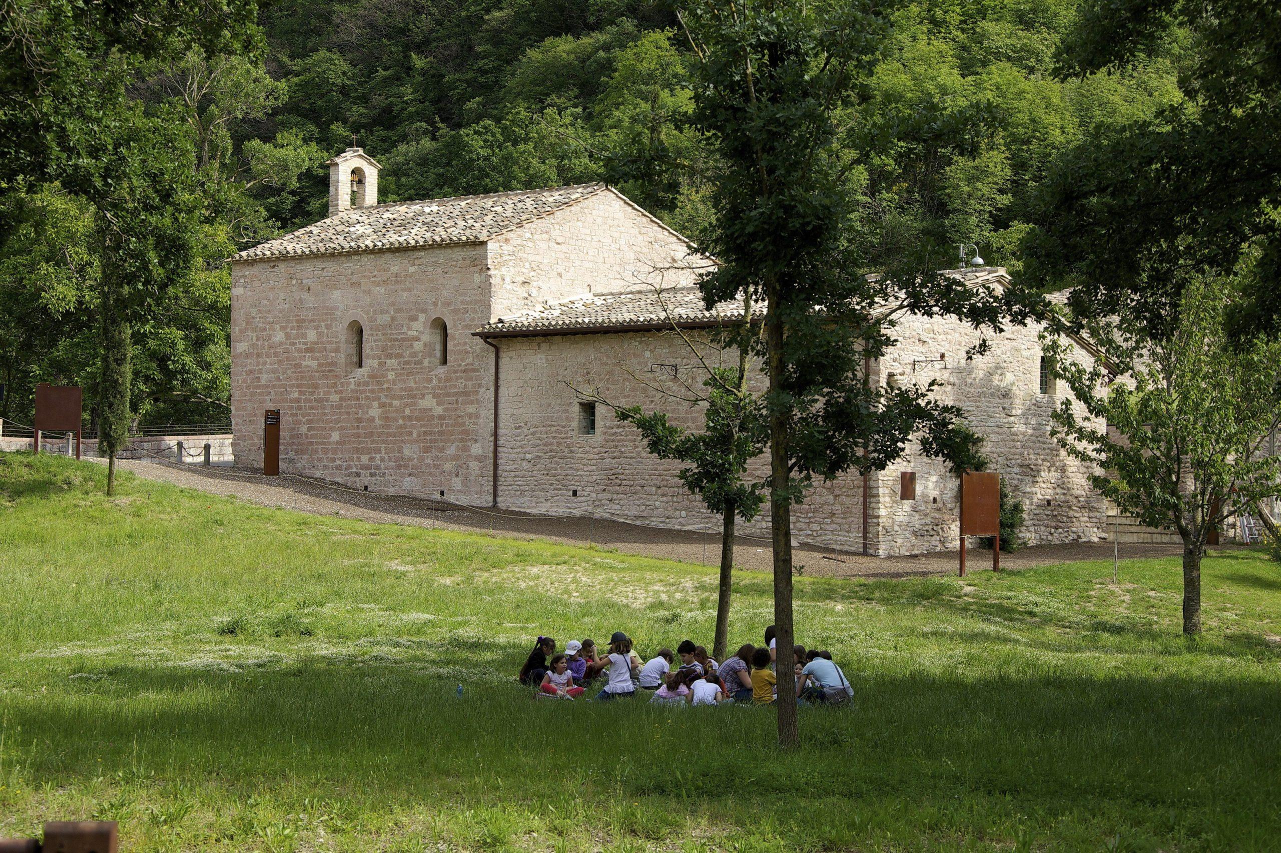 Gite e compleanni al Bosco di San Francesco
