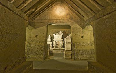 Laboratorio per gruppi e scuole a Perugia: a banchetto con gli etruschi!