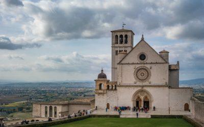 Laboratorio per le scuole ad Assisi: DIPINGO COME GIOTTO