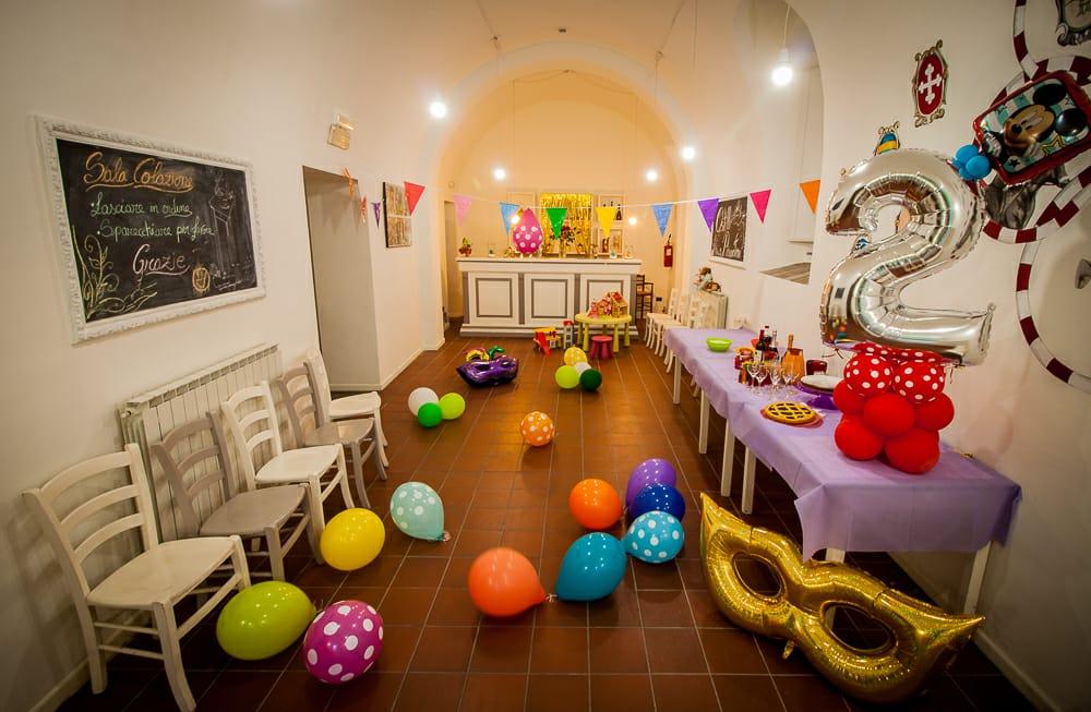 Location con giardino economica per feste a Foligno