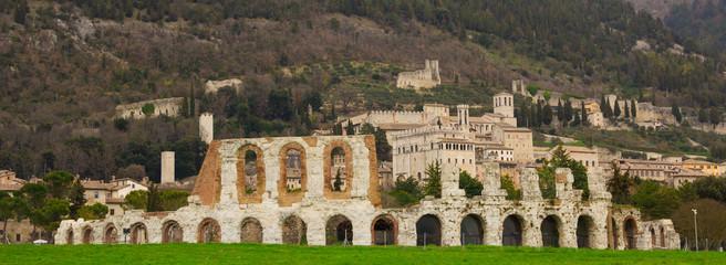 Istruzioni per visitare Gubbio con i tuoi bambini!