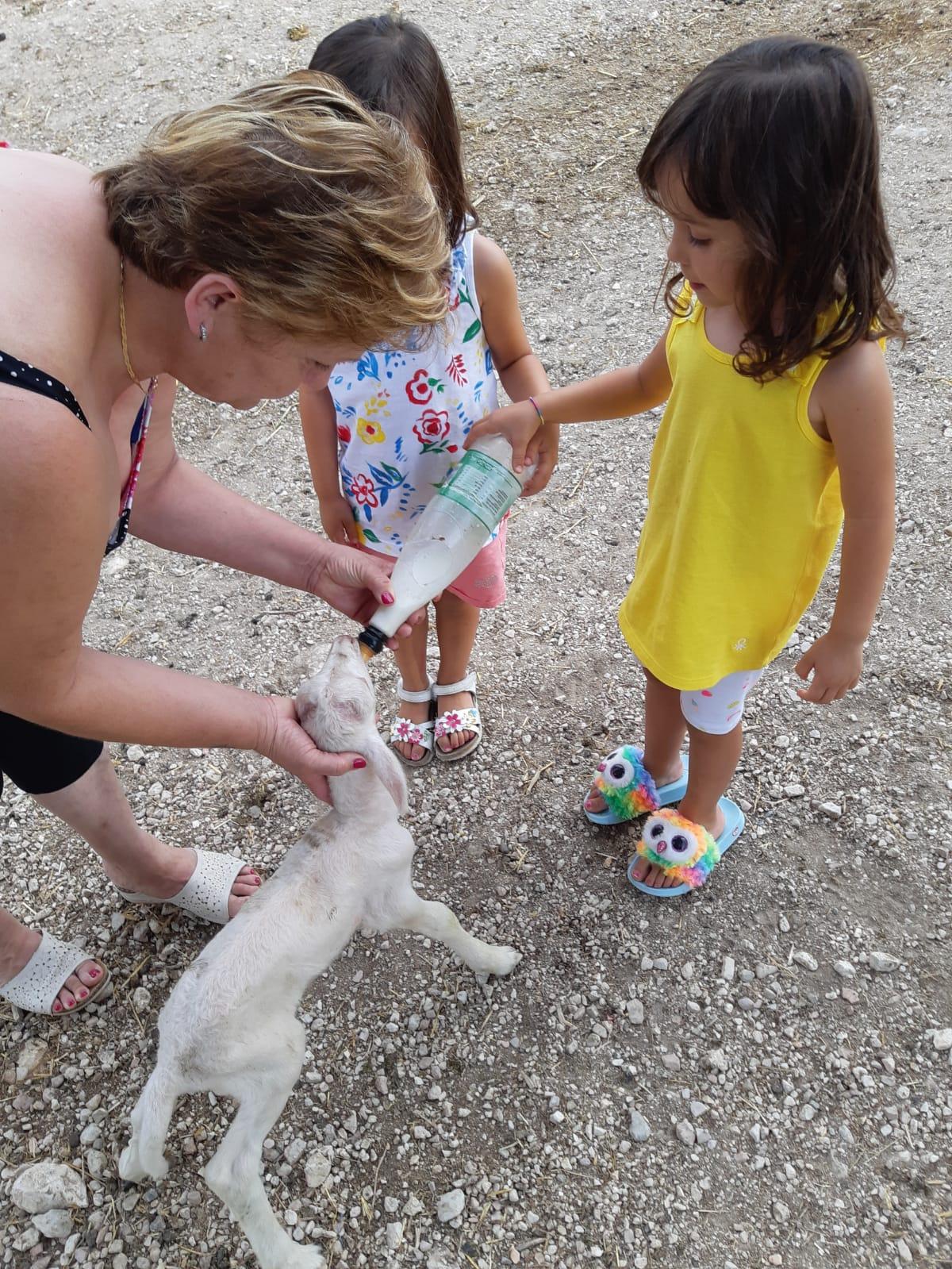 Soggiorni esperienziali con bambini in Umbria