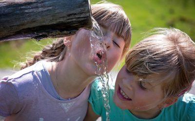 Tour delle sorgenti e delle fonti dell'Umbria. Con bambini alla scoperta dell'acqua!
