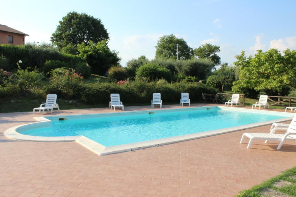 Vacanze di puro relax in famiglia in Umbria