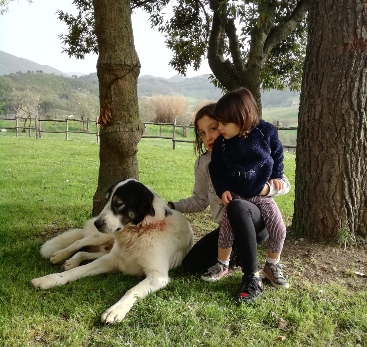 Vacanze in campagna in famiglia in Umbria