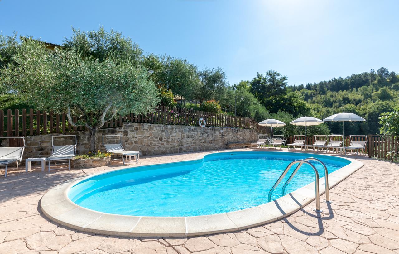 casa vacanza con piscina vicino perugia
