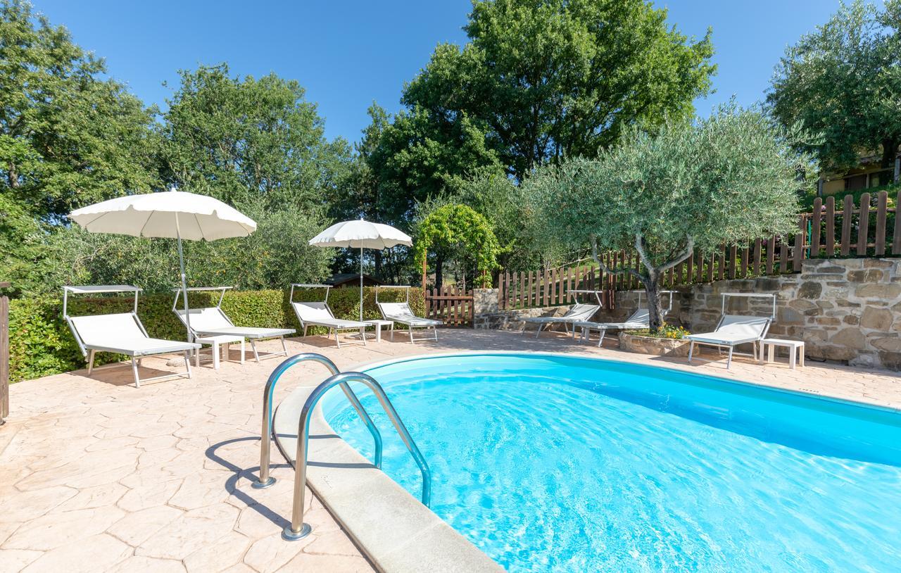 vacanze in umbria in agriturismo con piscina
