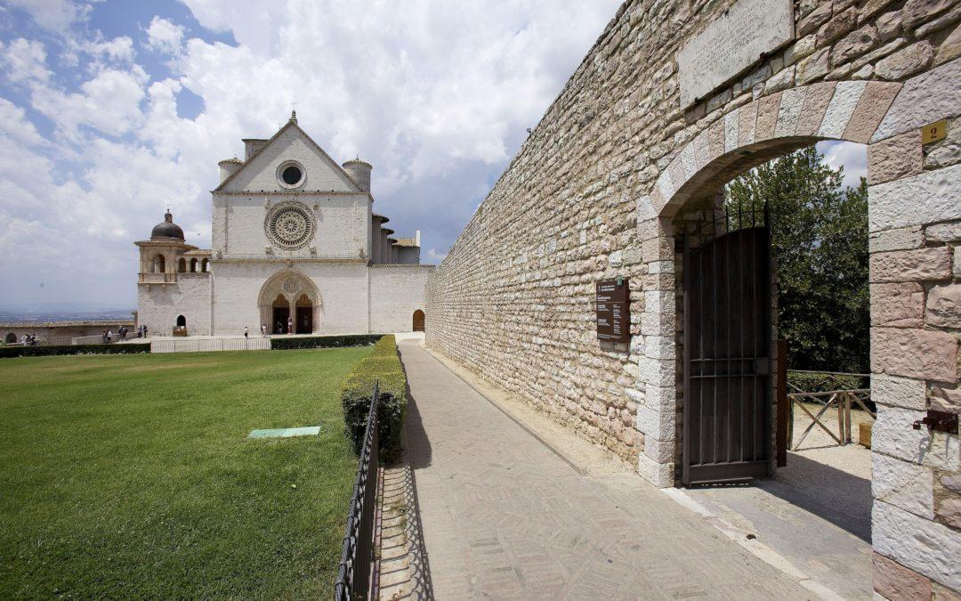 Il Bosco di San Francesco, un parco per famiglie ad Assisi