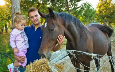 Offerta AGOSTO in Agriturismo per bambini a Spoleto, Umbria