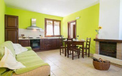 Ponte della Befana a Montecchio in appartamenti vacanza con Camino e vista panoramica!