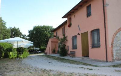 100 GIORNI in Casale per gruppo fino a 25 persone vicino Terni, Umbria