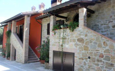 Agriturismo con ristorante, fattoria didattica e piscina Assisi 1950