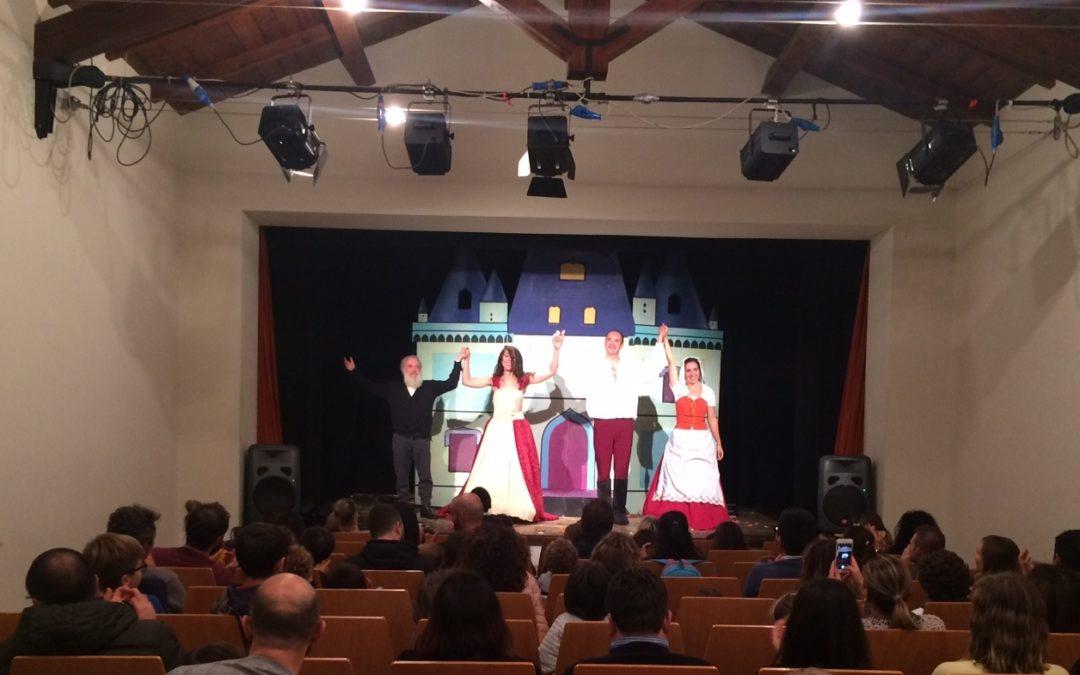 Fiabe Scacciamostri: spettacoli d'attore, marionette e musica dal vivo