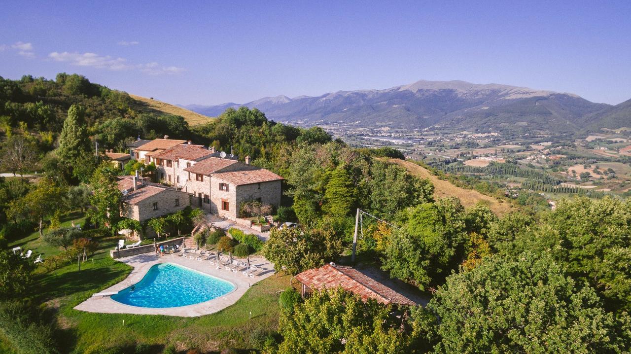 casa vacanza con piscina il borgo di nocera