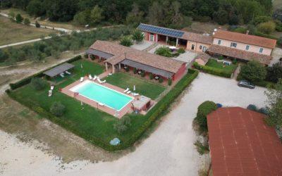 25 aprile in agriturismo con fattoria didattica tra Umbria e Lazio