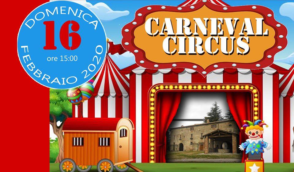 Carneval Circus per bambini al Museo delle tradizioni popolari a Città di Castello