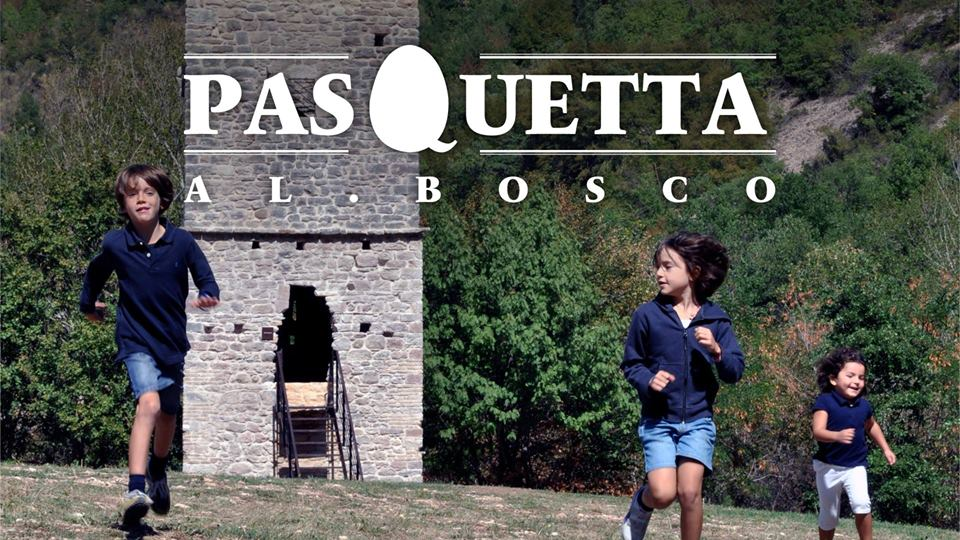 Pasquetta con Bambini al Bosco di San Francesco